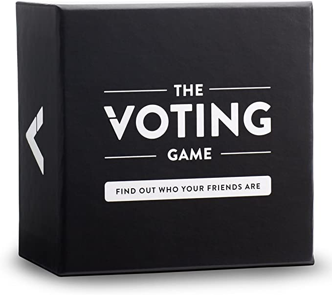 Player Ten The Voting Game - The Adult Party Game About Your Friends [Versión en Inglés]: Amazon.es: Juguetes y juegos