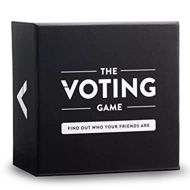 The Voting Game - The Adult Party Game About Your Friends.