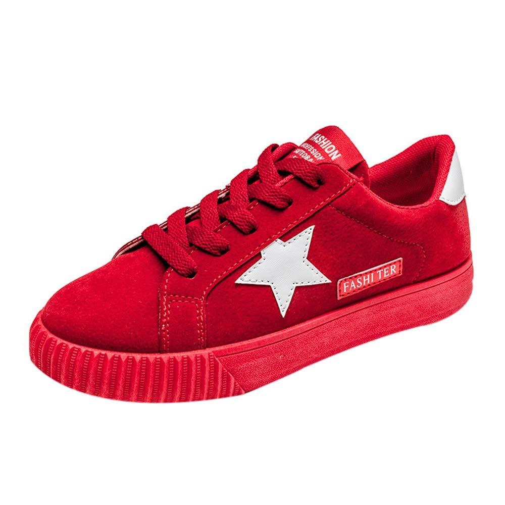 Naturazy Zapatillas Deportivas De Mujer Zapatos Sneakers Zapatillas Mujer Running Casual Yoga Calzado Deportivo De Exterior De Mujer: Amazon.es: Ropa y ...