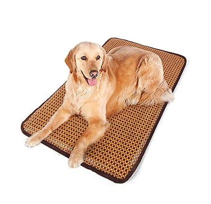 LIDAUTO Camas para Perros Summer Pet Cooling Pad Mat Esteras ...