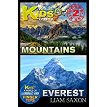 A Smart Kids Guide To MOUNTAINS AND EVEREST: A World Of Learning At Your Fingertips