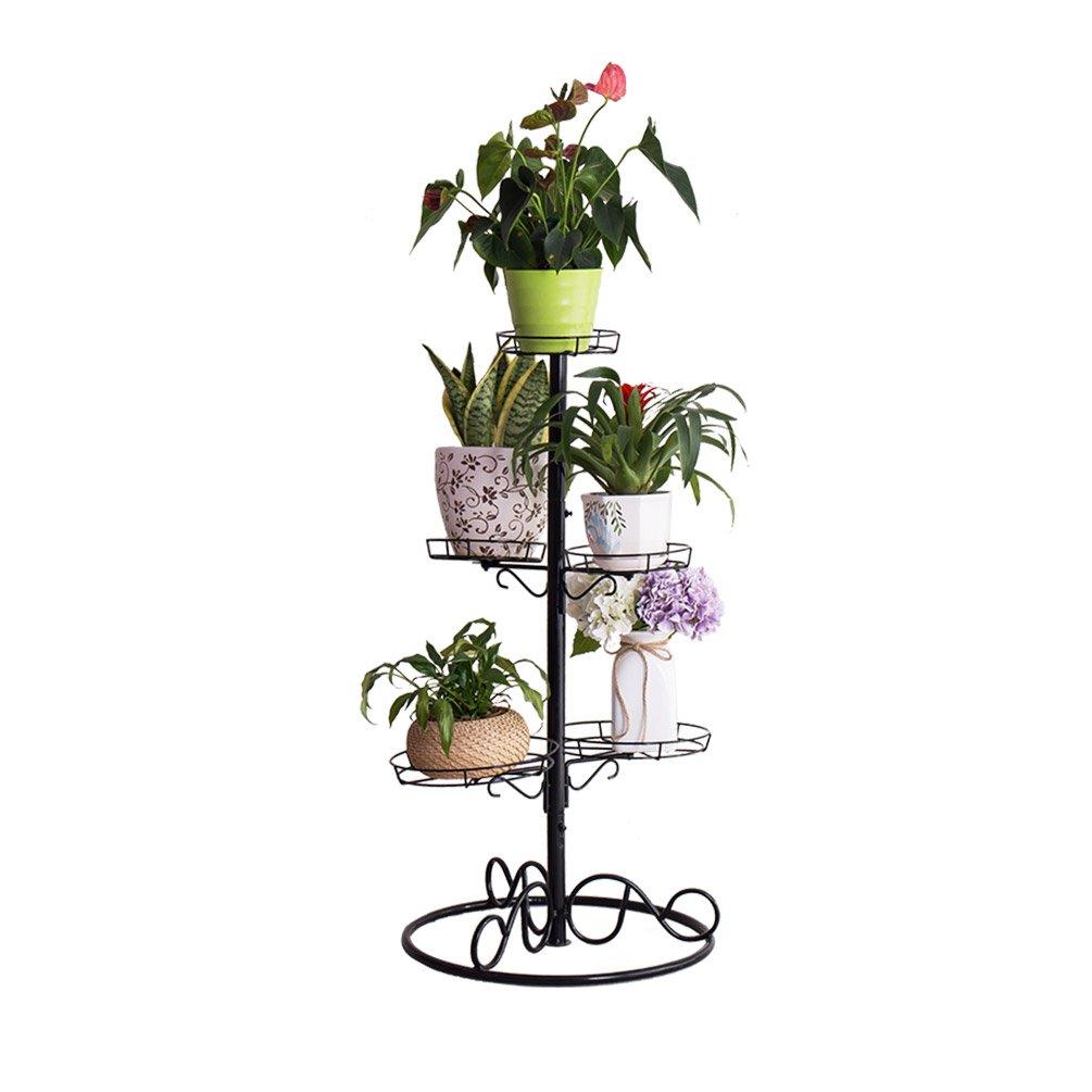 Ounona Edelstahl Luftpflanzen Tillandsia Halter Tischdeko 6 Stucke