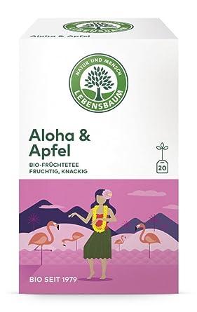 Bildergebnis für aloha apfel tee