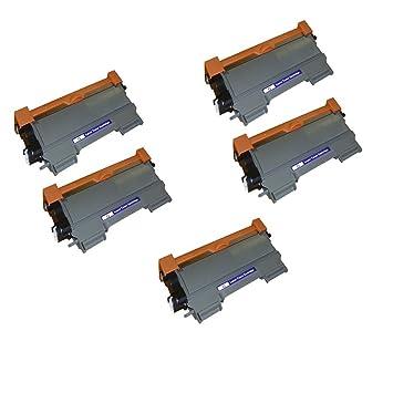 5 ECS Compatible tóner cartuchos reemplazar TN2220 para ...