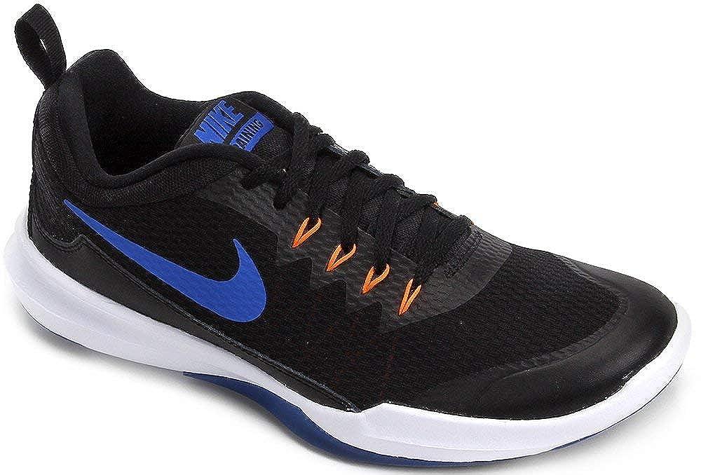 MultiCouleure (noir Game Royal Orange Peel 7) 47.5 EU Nike Legend Trainer, Chaussures de Fitness Homme