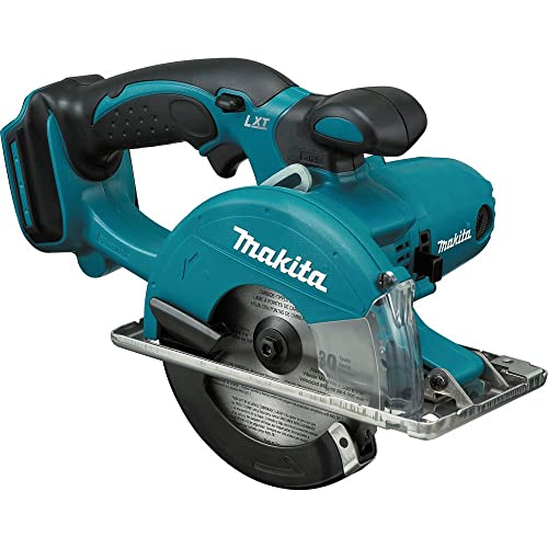 Makita XSC01Z 18V LXT Lithium-Ion Cordless 5-3 8 Metal Cutting Saw, Tool Only