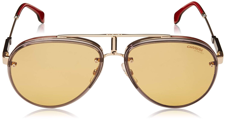 41e893a54de0 Carrera CARRERA GLORY BLACK/BROWN SHADED unisex Sunglasses: Amazon.co.uk:  Clothing