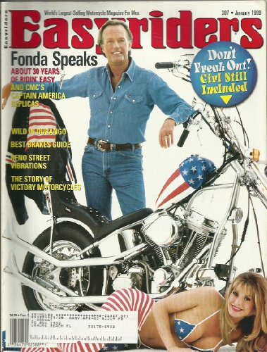 Durango Harley Davidson (EASYRIDERS MAGAZINE JANUARY 1999 HENRY FONDA EASY RIDER WILD IN DURANGO VICTORY MOTORCYCLES!)