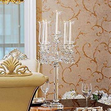 Cinq Bougies Cristal Taiwan Mariage Mariage Romantique Modèle De ...