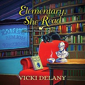 Elementary, She Read Audiobook