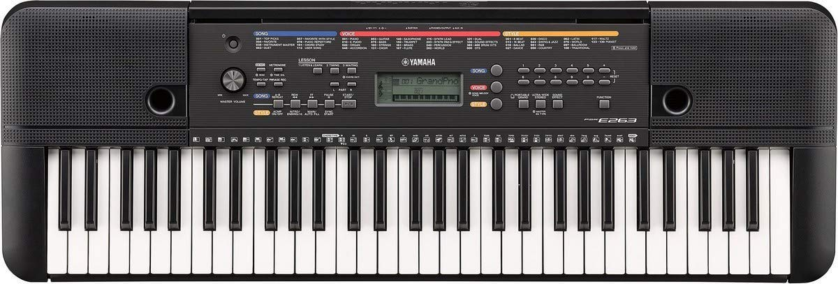 Yamaha PSR-E263 61-Key Portable Keyboard (Renewed) by Yamaha (Image #5)