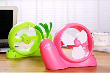 Premsons reg; Mini USB Fans  Mini Snail Fan  Table Fans