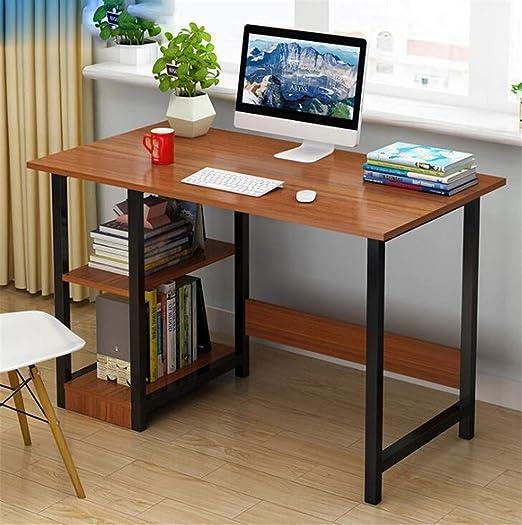STEAM PANDA Mesa de Centro de Libros de computadora Escritorio de ...