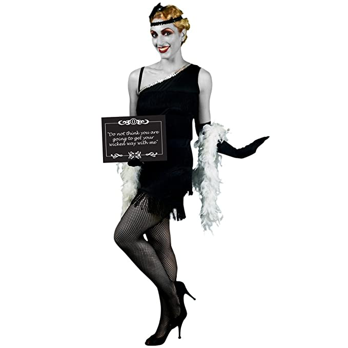Roaring 20s Costumes- Flapper Costumes, Gangster Costumes 1920S Female Costume $55.24 AT vintagedancer.com