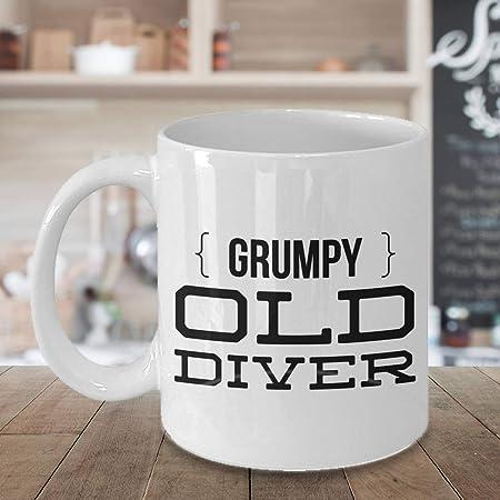 Nigel156 - Regalo divertido de Diver para marido, regalo ...