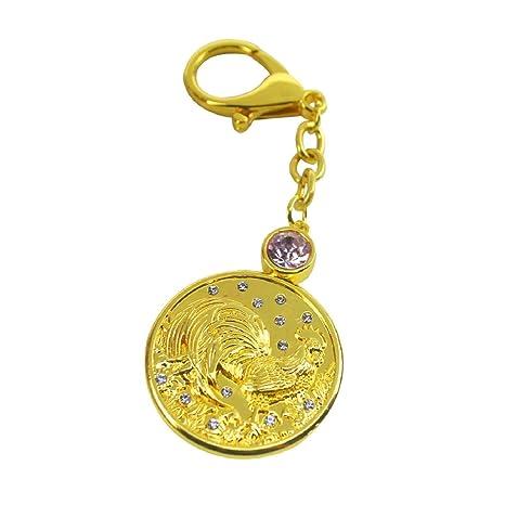 Cexin Fengshui Marriage Saver Amuleto Llavero con Hilo Rojo ...