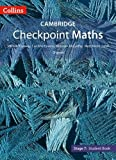 Collins Cambridge Checkpoint Maths – Cambridge Checkpoint Maths Student Book Stage 7