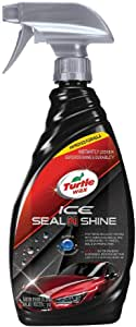 Turtle Wax T50984 ICE Seal N Shine Hybrid Sealant Spray Wax, 16oz