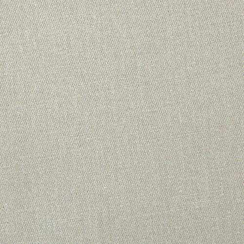 (Carr Textile Sanded/Brushed Twill Cream Fabric by The Yard,)