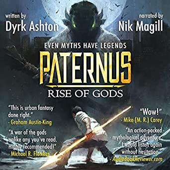 Paternus Audible Audiobook – Unabridged Dyrk Ashton (Author), Nik Magill (Narrator), Paternus Books Media (Publisher)