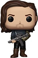 Funko Pop Collectible Figure Marvel: Avengers Infinity War-Bucky Barnes with Weapon, Multicolor