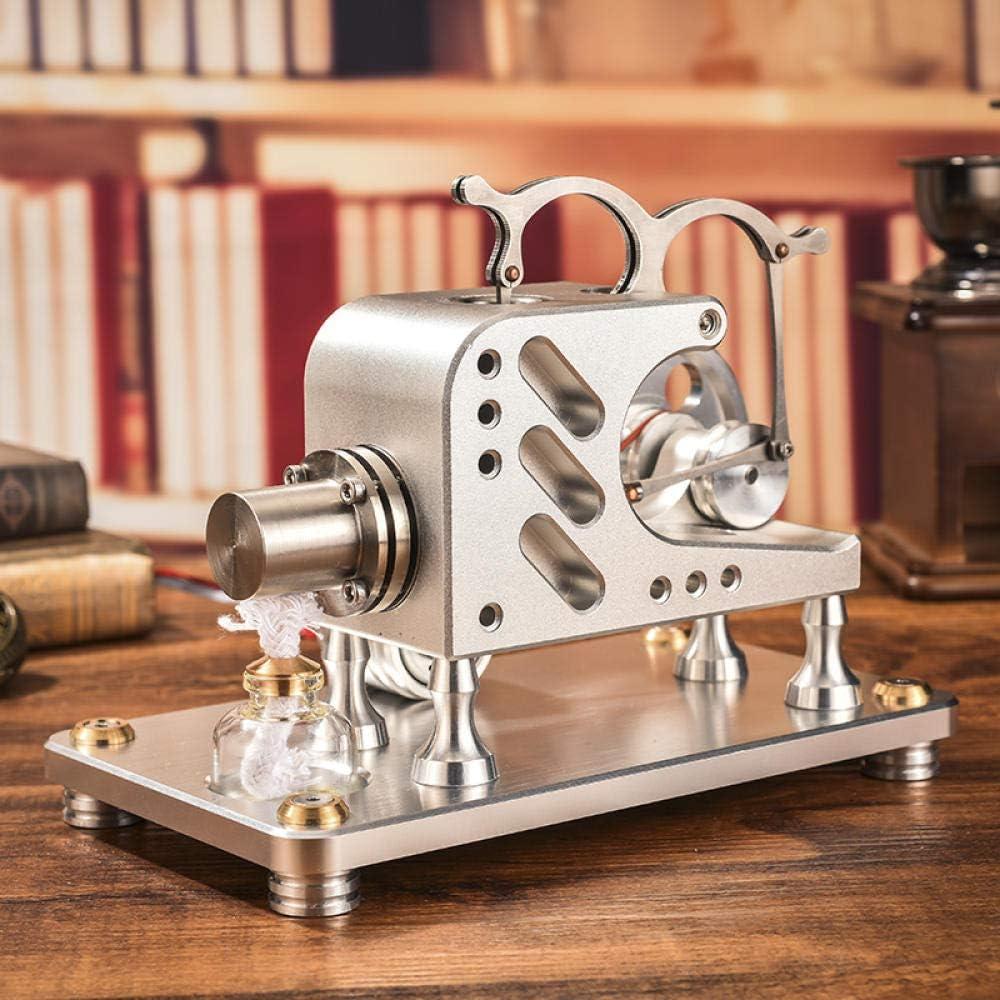 Enseñanza del experimento de física del generador de modelos de ...