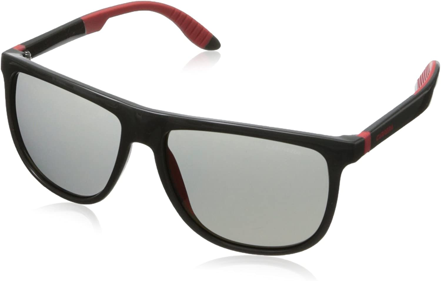Carrera 5003/SP CT Gafas de sol, Grey Red, 58 Unisex-Adulto