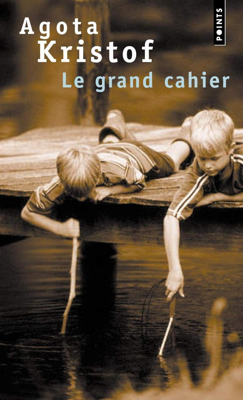 Le grand cahier: KRISTOF, AGOTA: 9782020239264: Books - Amazon.ca