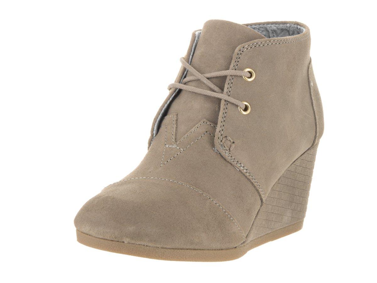 4b22f75e08d0c Galleon - Toms Women's Desert Wedge Casual Shoe (7.5 B(M) US, Desert ...