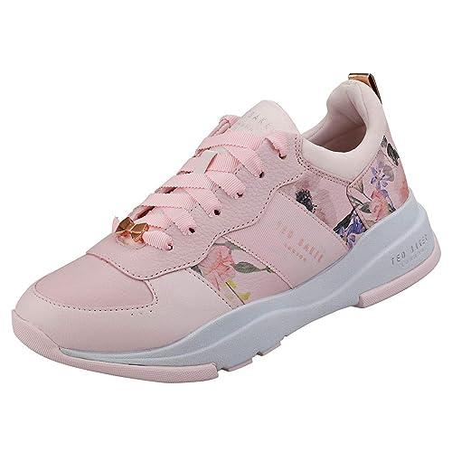 3a40446b6178 Ted Baker Waverdi Mujeres Zapatillas Moda: Amazon.es: Zapatos y ...