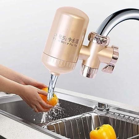 Filtros para grifo Filtro de Agua de 4 Capas con Sistema de ...