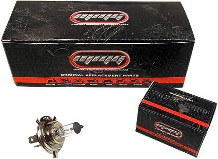 MMG halógeno faros bombilla h7 12 V 35/35 W (caja de 10 bombillas): Amazon.es: Coche y moto