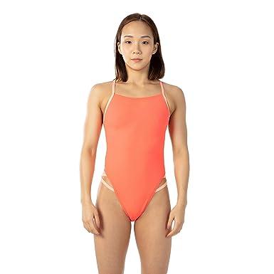 60b1e49e16269 Speedo Women's Neon Freestyler 1-Piece Swimsuit: Amazon.co.uk: Clothing