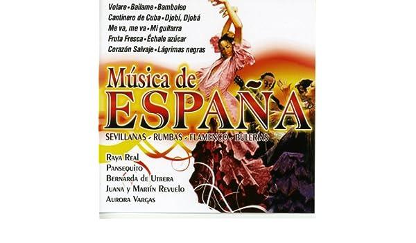 Música de España. Sevillanas - Rumbas - Flamenco - Bulerias de ...