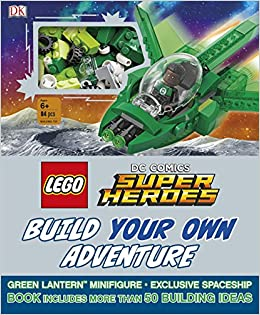 Lego DC Comics Super Heroes Build Your Own Adventure: Amazon.es: Dk, Daniel Lipkowitz: Libros en idiomas extranjeros