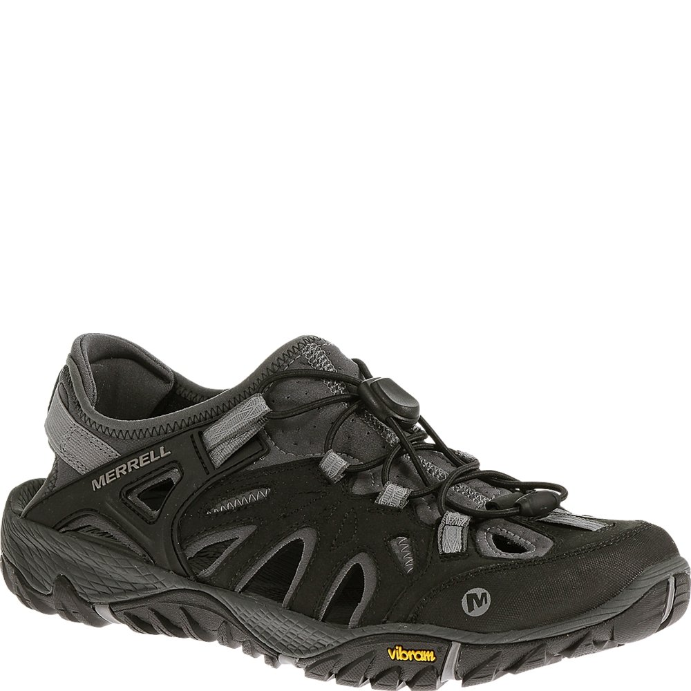 Merrell Men's J65243 Water Shoes, Black