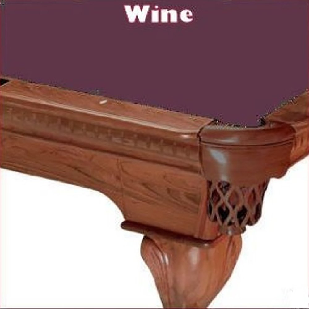Prolineクラシック303テフロンビリヤードPool Table 9 Clothフェルト ft.|ワイン B00D37LITY 9 ft.|ワイン ワイン 9 ft. ft., おゆばいまい:0dda8d45 --- m2cweb.com