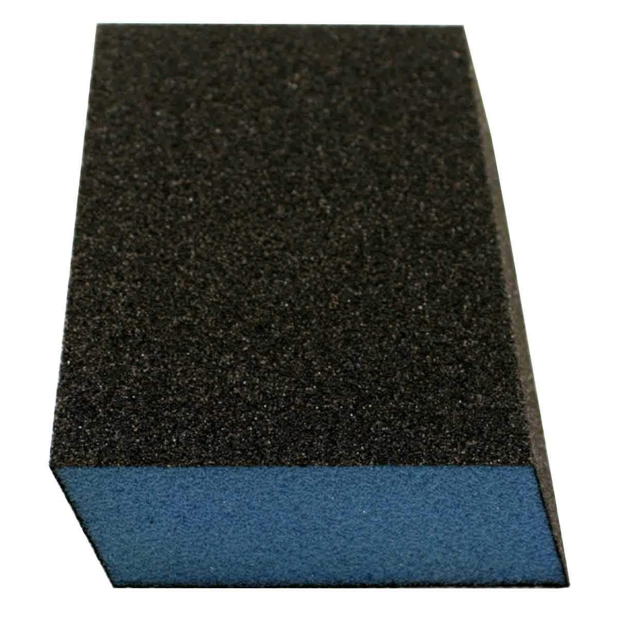 Medium//Fine Grit Webb Abrasives 400037 Double Slant Block Sanding Sponges 24 Pack 3 x 5 x 1 by Webb Abrasives