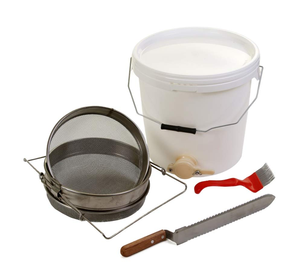 Simon The Beekeeper Beekeeping 25L Honey Settling Tank & Uncapping Accessories