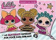 L.O.L. Surprise!: Prancheta Para Colorir