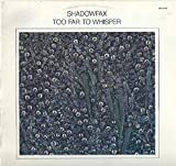 Shadowfax: Too Far To Whisper LP VG++/NM Canada Windham Hill WH-91051