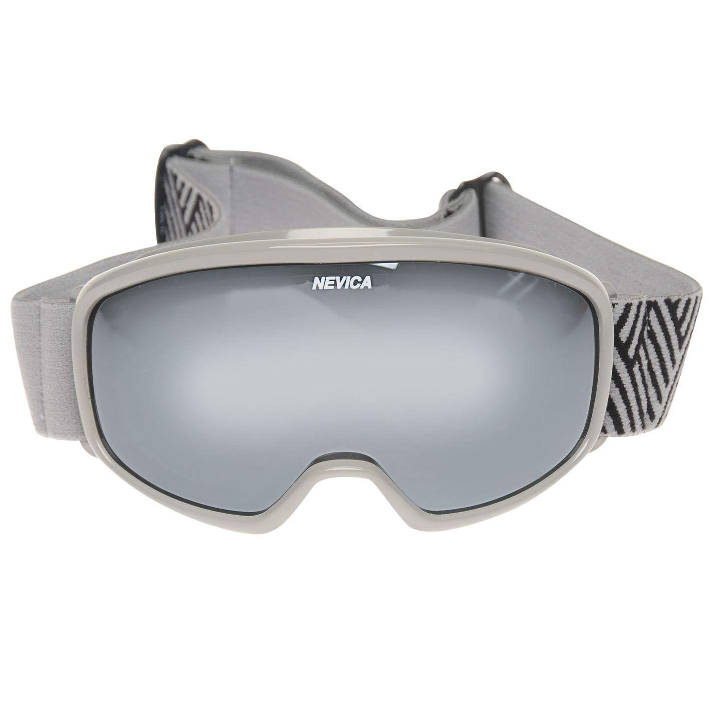9d16c6f48a70 Nevica Womens Arctic Ski Goggles Grey One Size  Amazon.co.uk  Clothing