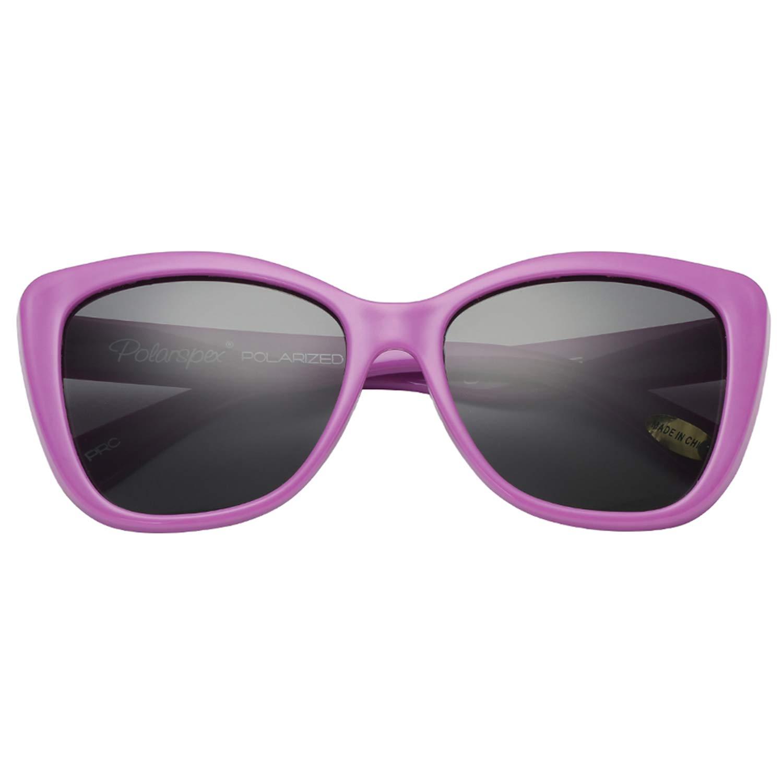 Polarspex Girls Elastic Kids Toddler Polarized Cat Eye Sunglasses BPA Free