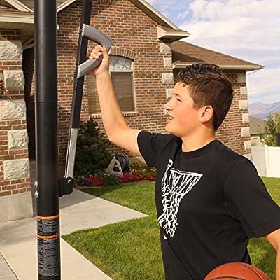 Lifetime 52 Inch Portable Basketball Hoop System