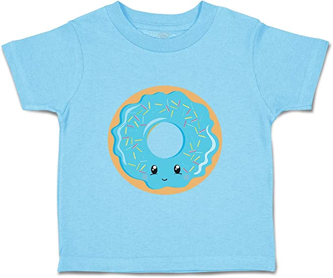 Oh Deer Funny Pun Halloween Baby Toddler Short Sleeve Round Neck Cotton Tee