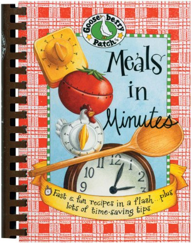 Meals In Minutes Cookbook - Mn Duluth Shopping In