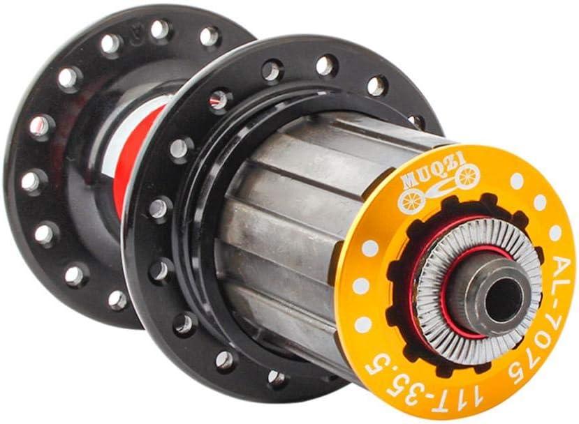 Verschlussring Kassette Cassette Lock Ring T TOOYFUL Kassettenverschlussring Fahrrad Kassetten-Abschlussring Alu