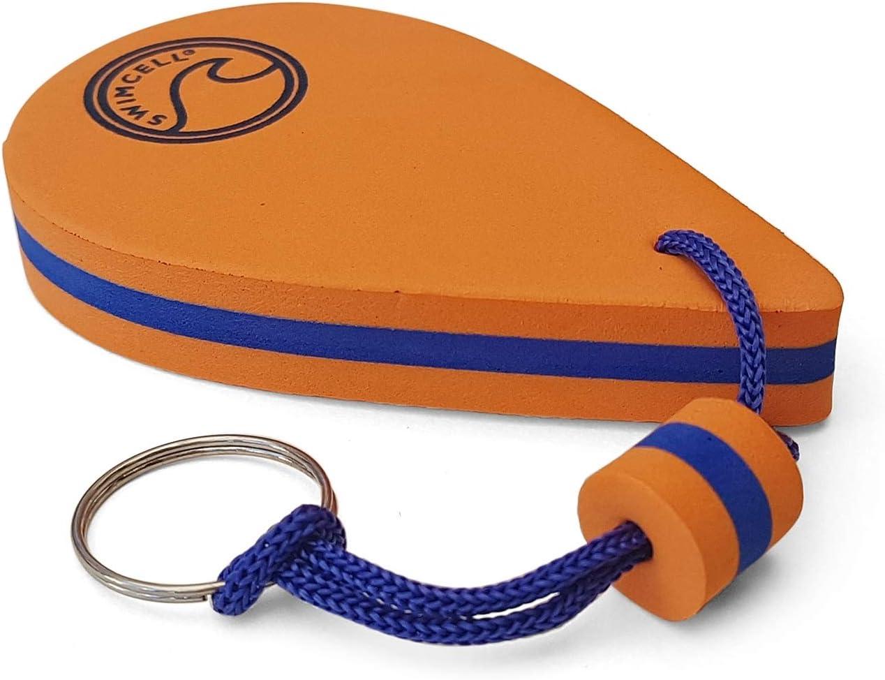 Llavero Flotante SwimCell para Llaves con Adici/ón de Llavero Abridor de Botellas Usar para Llaves o para hacer flotar un m/óvil dentro de una Funda SwimCell 100/% Impermeable 6cm x 10cm