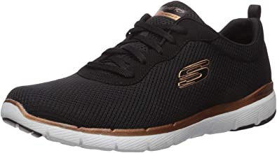 Amazon.com | Skechers Women's Flex Appeal 3.0-First Insight ...