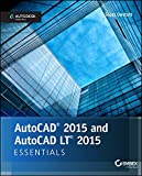 img - for AutoCAD 2015 and AutoCAD LT 2015 Essentials: Autodesk Official Press book / textbook / text book